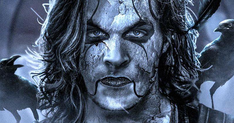 Here's What Jason Momoa Looks Like as The Crow