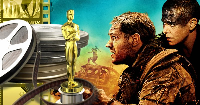 Mad Max: Fury Road Wins Big at Oscars 2016
