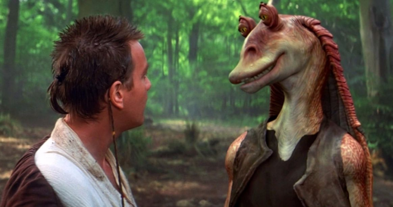 Bearded Jar Jar Binks to Return in Obi-Wan Kenobi Disney+ Series?