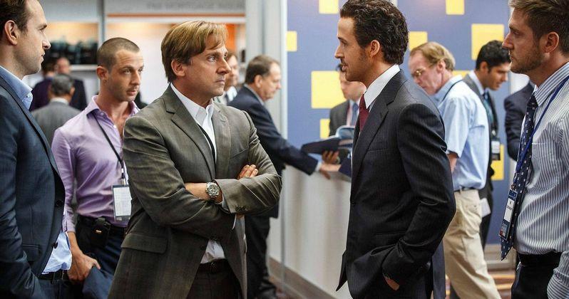 Big Short Trailer #2 Has Pitt, Gosling & Bale Taking on the Banks