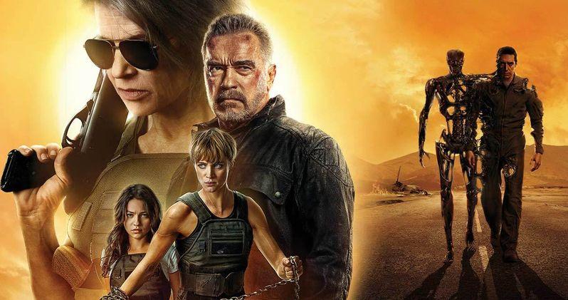 Terminator: Dark Fate TV Trailer Introduces Carl the Terminator to Sarah Connor