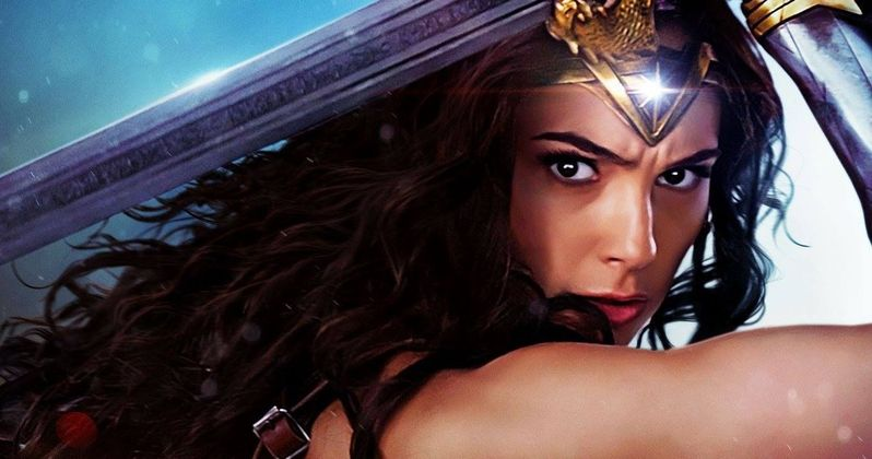 Wonder Woman Trailer #2 Is Here and It's Epic