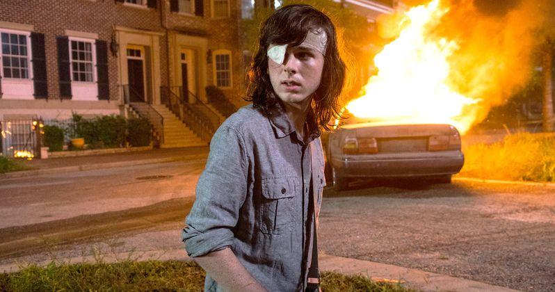 Chandler Riggs' Dad Has Harsh Words for The Walking Dead Showrunner & AMC