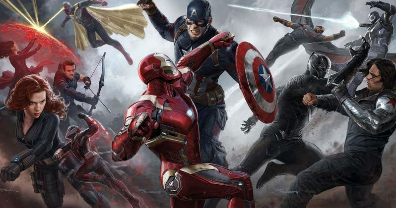 Epic Marvel Supercut Sets the Stage for Captain America: Civil War