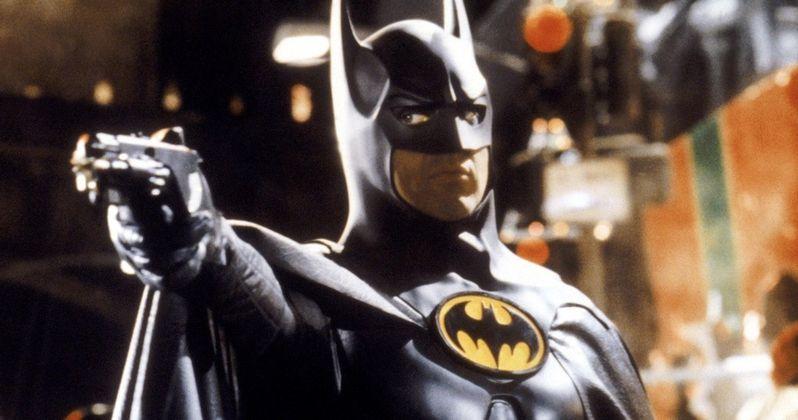 Michael Keaton Reminds Everyone He's Still Batman in Commencement Speech