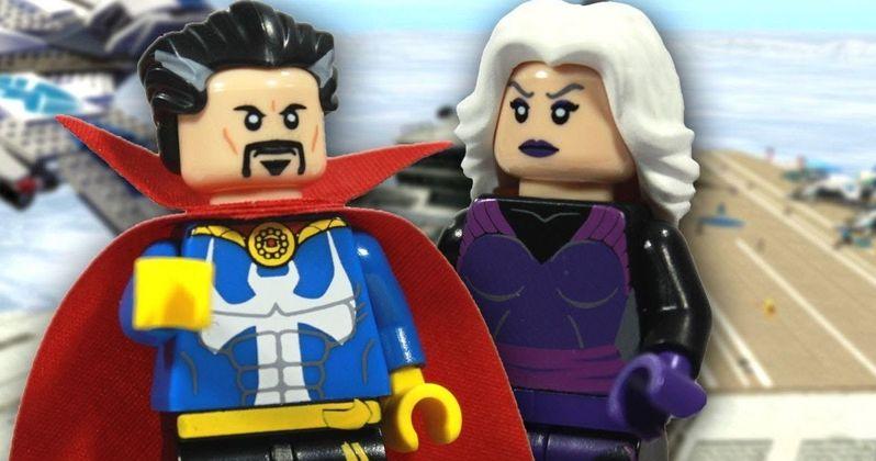 Doctor Strange LEGO Set Reveals Big Story Spoiler