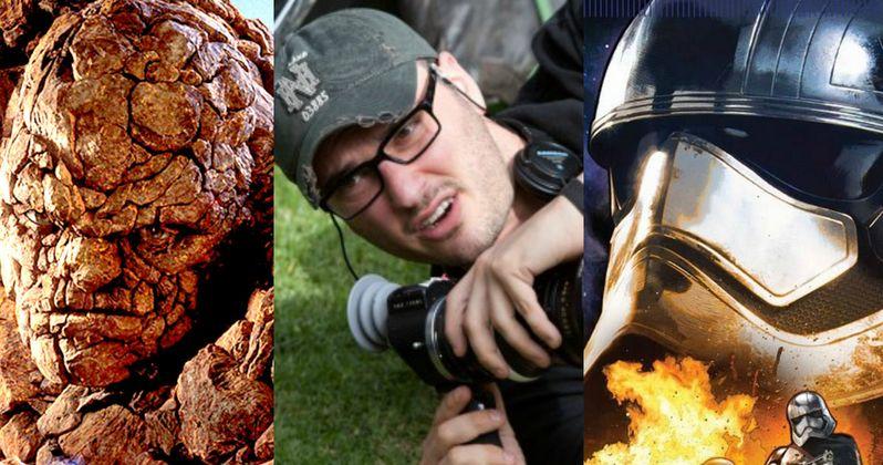 Fantastic Four Problems Got Josh Trank Fired from Star Wars?