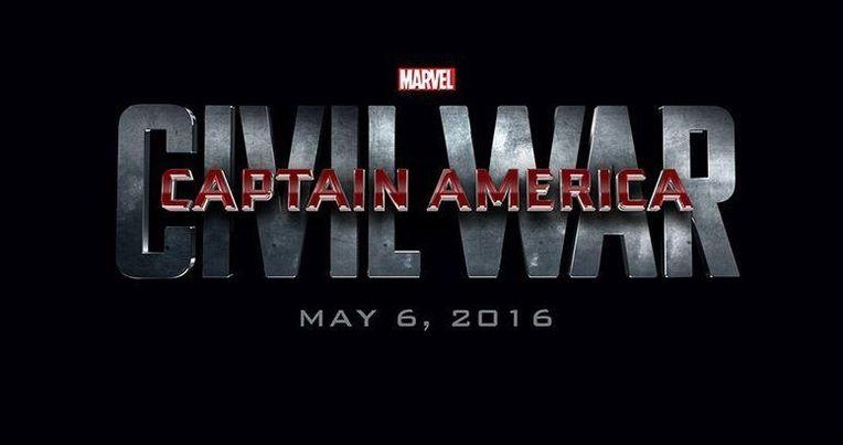 Captain America: Civil War Logo; Robert Downey Jr. Confirmed