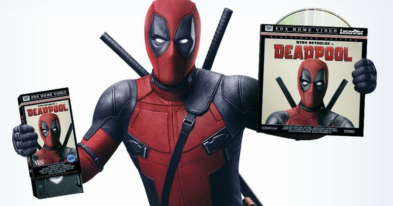 Deadpool Is the Most Pirated Movie of 2016