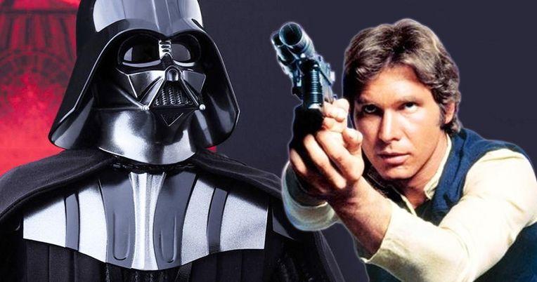 Han Solo Vs. Darth Vader: Who's the Better Pilot?