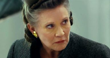 Carrie Fisher's Brother Breaks Down Leia Footage Used in Star Wars 9