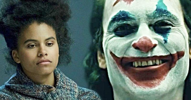 Joker Video Reveals Joaquin Phoenix in Classic Costume, First Look at Zazie Beetz