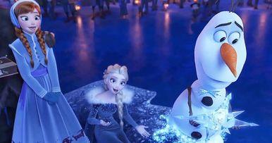 Olaf's Frozen Adventure Preview Reveals 3 New Frozen Songs