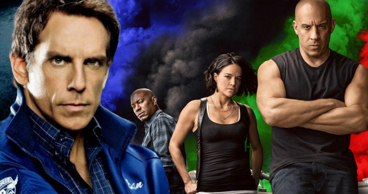 Fast & Furious 9 Brings Ben Stiller Into the F9 Family Saga?