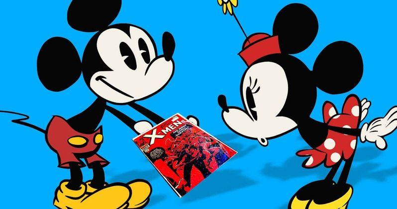 Disney / Fox Deal Will Close Next Week