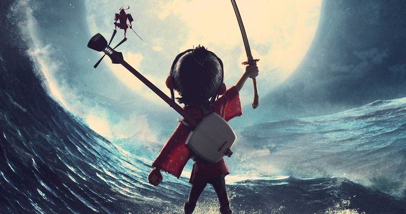 Kubo and the Two Strings Trailer from the Creators of Coraline
