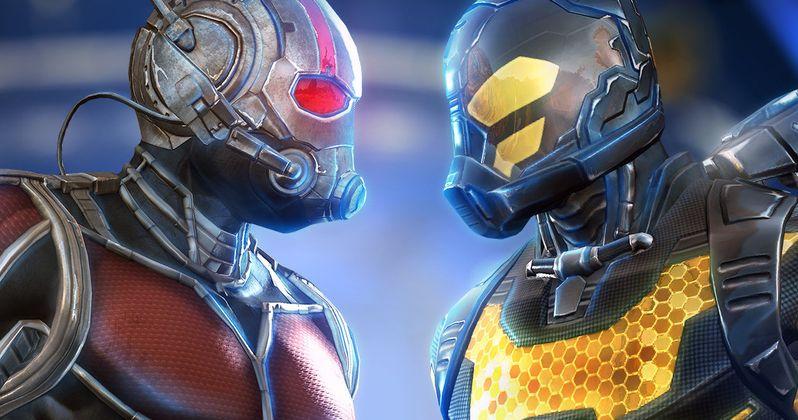 Ant-Man Clip Has Scott Lang Taking an Unexpected Job