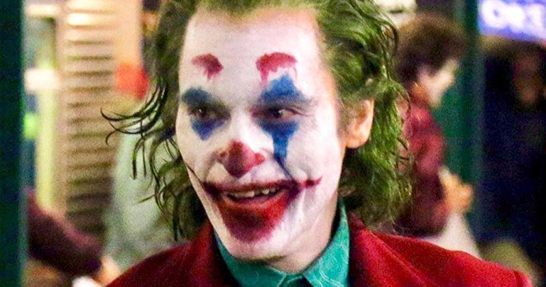 Origins of Joaquin Phoenix's Joker Laugh Revealed