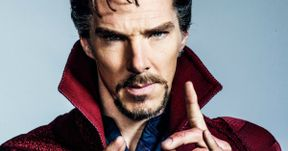 Doctor Strange Photo Has Cumberbatch Striking an Iconic Pose