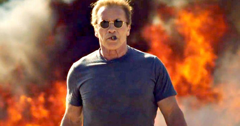 Watch Arnold Schwarzenegger's Guide to Blowing Stuff Up!