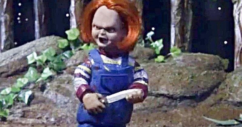 Mark Hamill Already Voiced Chucky in a Robot Chicken Episode