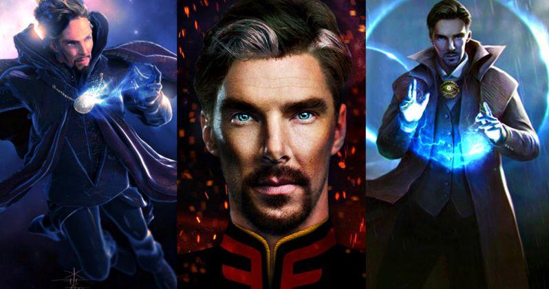 Marvel Confirms Benedict Cumberbatch as Doctor Strange