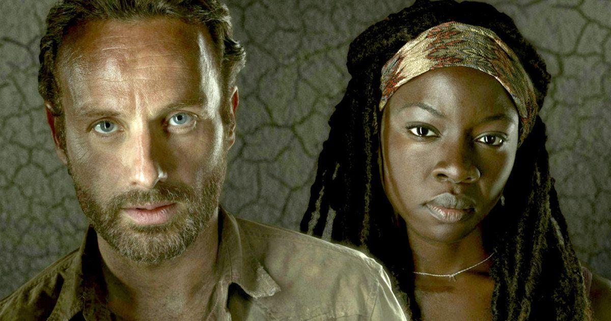 Michonne Rick