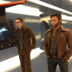 X-Men: Days of Future Past Set Photo Reveals Wolverine and Beast in 1973