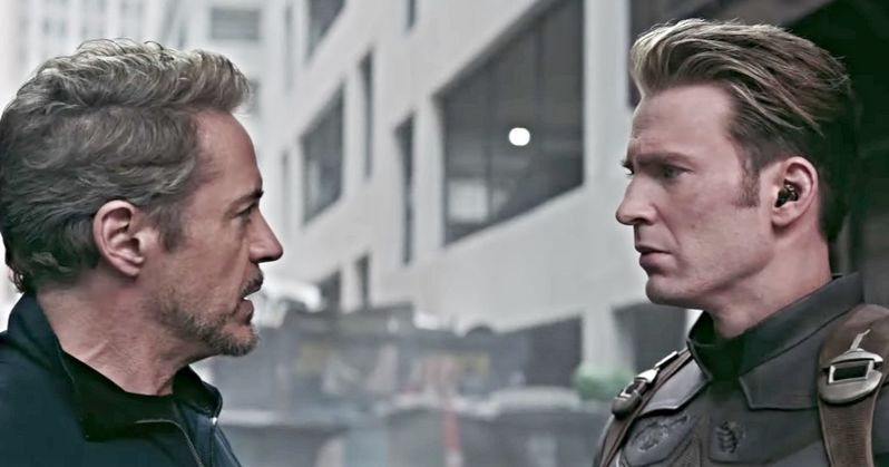 Iron Man & Captain America Reunion Scene Isn't in Avengers: Endgame Teases Joe Russo