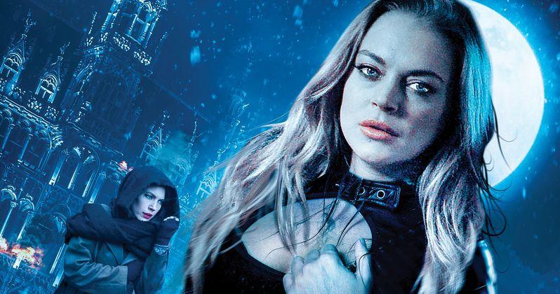 Among the Shadows Trailer Teams Lindsay Lohan with a Werewolf Detective