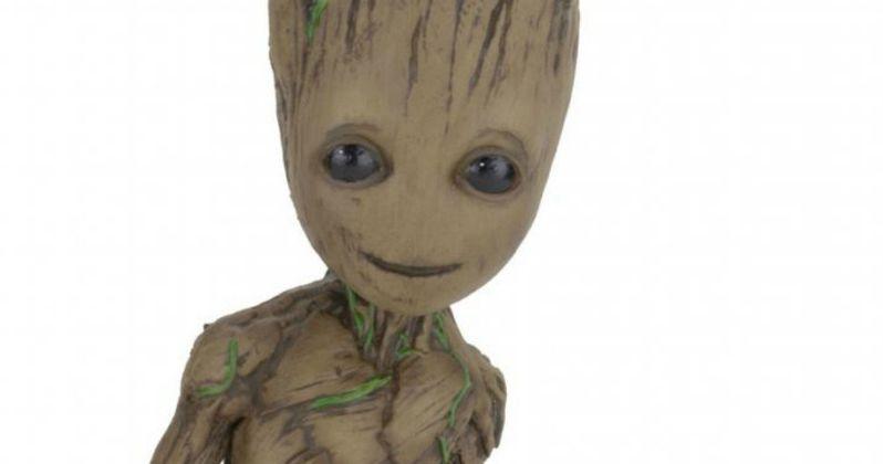 Guardians of the Galaxy 2 Life-Sized Baby Groot Toy Unveiled