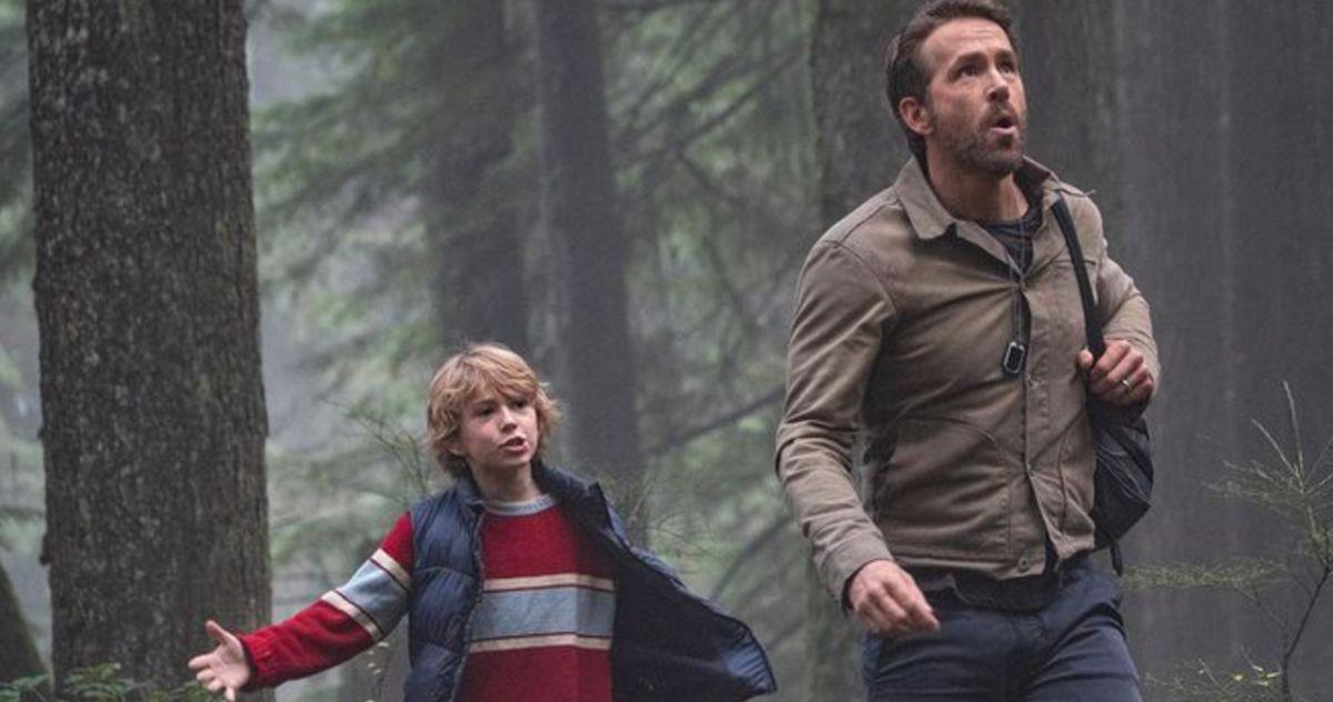 Первый взгляд на фильм Netflix «Проект Адам» отправляется в путешествие во времени с Райаном Рейнольдсом