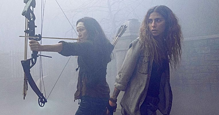 The Walking Dead Season 9 Midseason Recap & Review: A New Enemy Rises