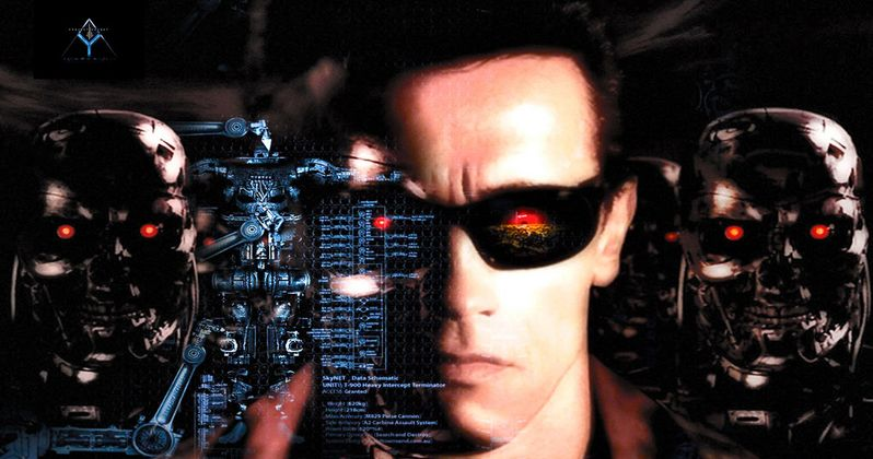 First Look at Arnold Schwarzenegger as Aging T-800 on Terminator Reboot Set