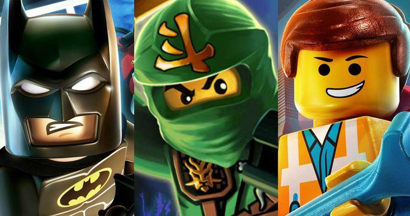 Ninjago, LEGO Batman & LEGO Movie 2 Shift Release Dates