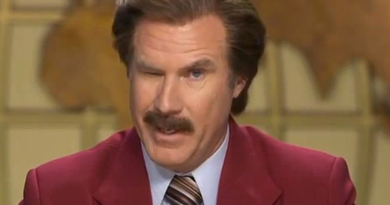 Will Ferrell Is Returning as Ron Burgundy in a New Podcast