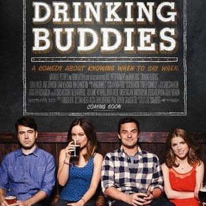 Drinking Buddies Poster with Olivia Wilde and Anna Kendrick
