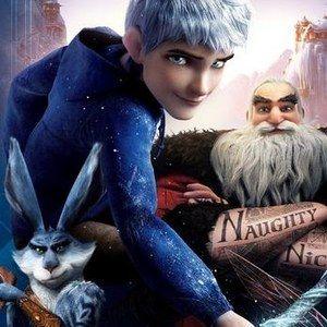 Rise of the Guardians 'Legends Unite' Poster