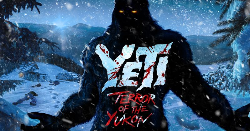 Yeti: Terror of the Yukon Comes to Halloween Horror Nights Orlando