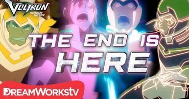 Voltron Legendary Defender Season 8 Trailer Teases the Final Episodes