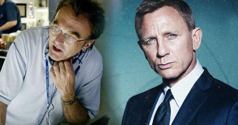 Danny Boyle to Direct James Bond 25 Pending Script Approval?