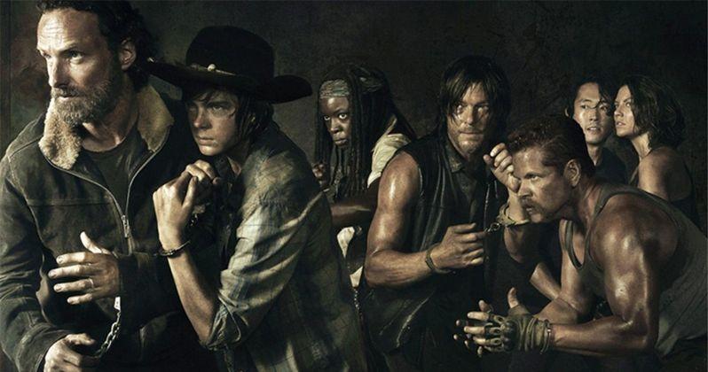The Walking Dead Renewed for Season 8 on AMC
