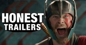 Thor: Ragnarok Honest Trailer Champions Marvel's Weird Side
