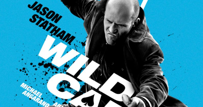Wild Card Poster Featuring Jason Statham