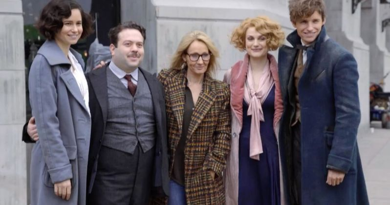 Fantastic Beasts Sneak Peek Has New Harry Potter Prequel Footage