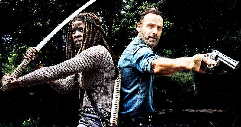 Walking Dead Renewed for Season 9 Amidst Showrunner Shakeup