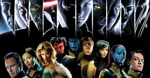 Xmen the new movie