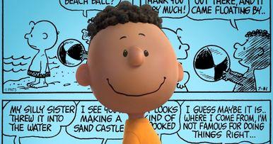 The Peanuts Movie TV Spot Celebrates Franklin Day