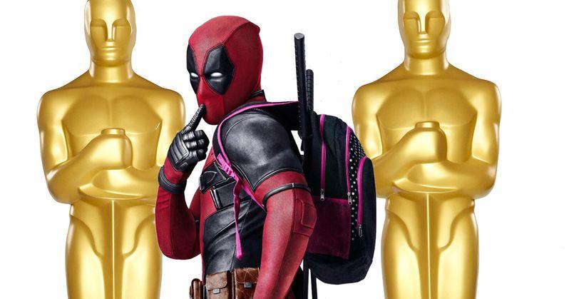 Ryan Reynolds Responds to Deadpool Oscar Snub