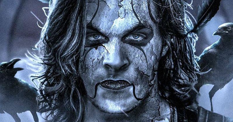 Jason Momoa's Crow Remake Gets Revived at Sony